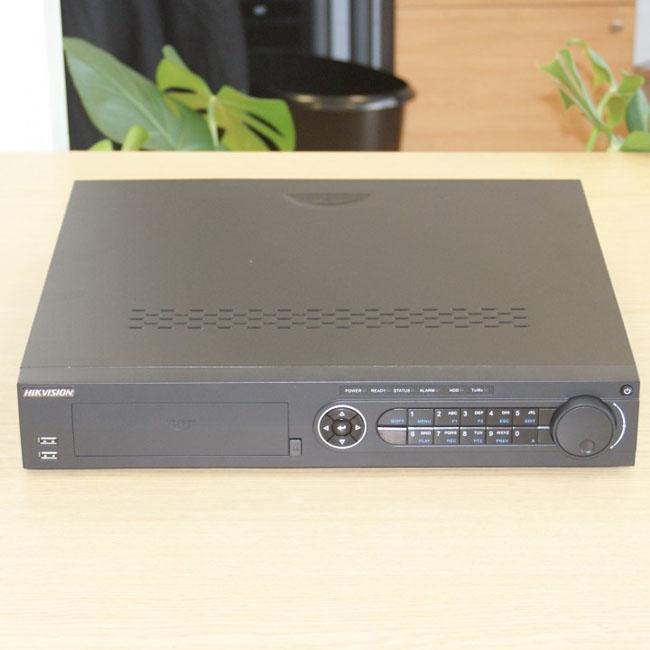 عکس-روبه-روی-DVR,DVR,عکس از روبه روی یک DVR هایک ویژن
