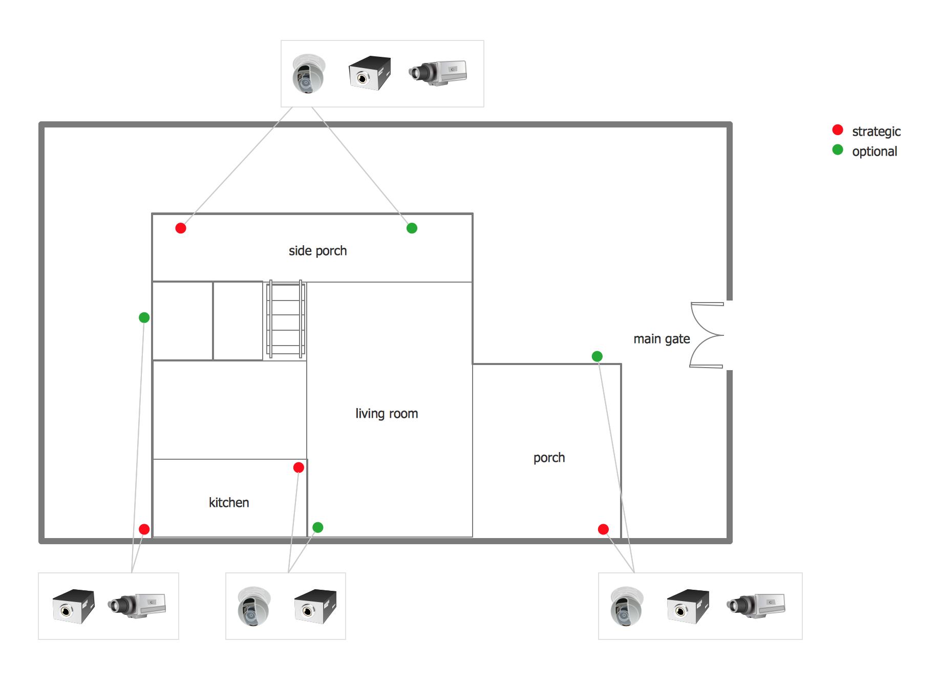 نقشه-سیم-کشی-دوربین-مداربسته-خانه,نقشه دوربین مداربسته,نقشه سیم کشی دوربین مداربسته,نرم افزار نقشه کشی دوربین مداربسته,نقشه سیم کشی دوربین مداربسته برای یک خانه