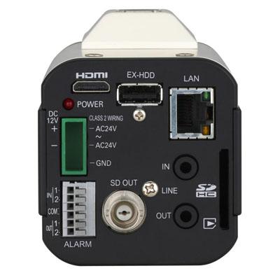 پشت_دوربین_شبکه,دوربین مداربسته شبکه,سیستم مداربسته شبکه,نمای پشت دوربین مداربسته شبکه