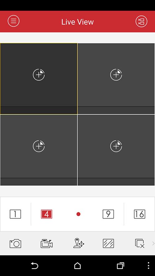 انتقال-تصویر-روی-موبایل-3,,آموزش انتقال تصویر دوربین مداربسته روی موبایل