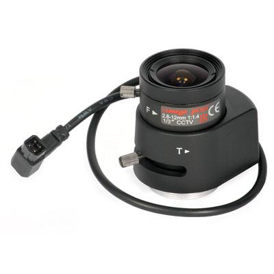 لنز_مگاپیکسل,لنز دوربین مداربسته,تصویر یک لنز 1.6مگا پیکسل برای دوربین مداربسته
