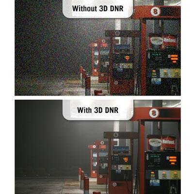 DNR,مکانیزم های بهینه سازی تصویر,مقالات تخصصی,مکانیزم کاهش نویز DNR