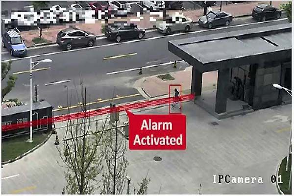 عبور-از-خط-line-crossing-دوربین-مداربسته-چیست؟,,